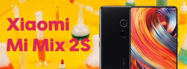 Test du Xiaomi Mi Mix 2S
