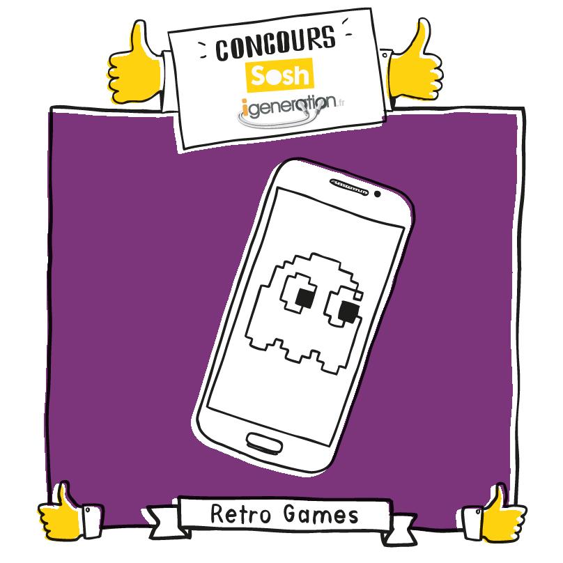 Jeux 8 bits - Retro gaming