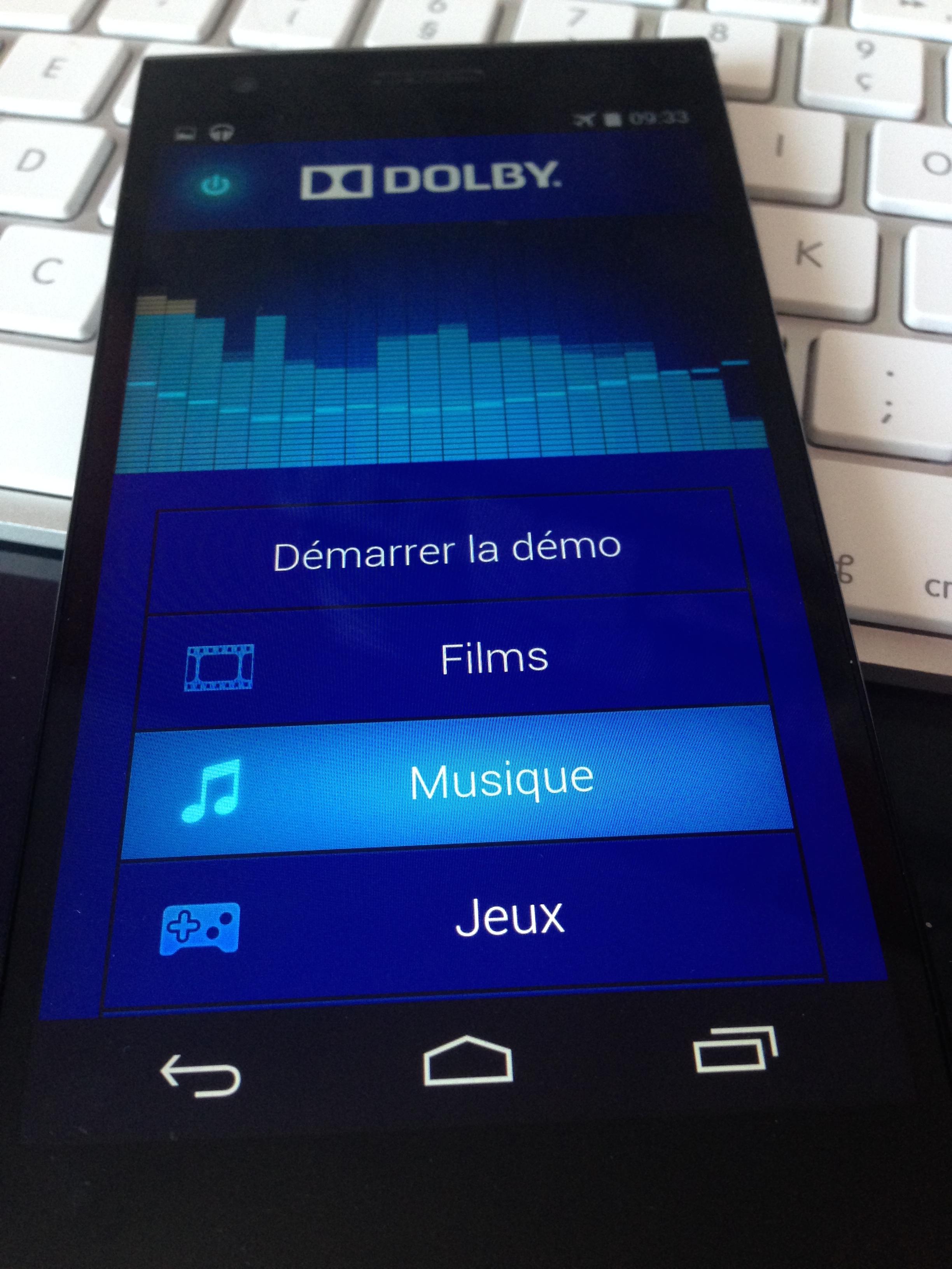 App Dolby