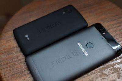 Dos du Nexus 6
