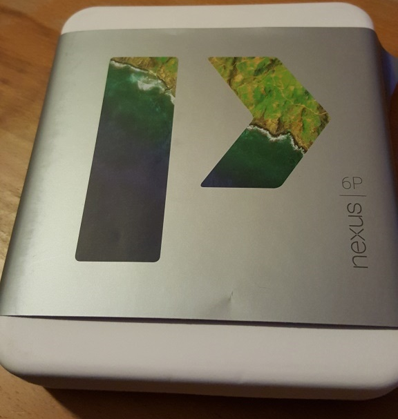 Packaging Nexus 6P