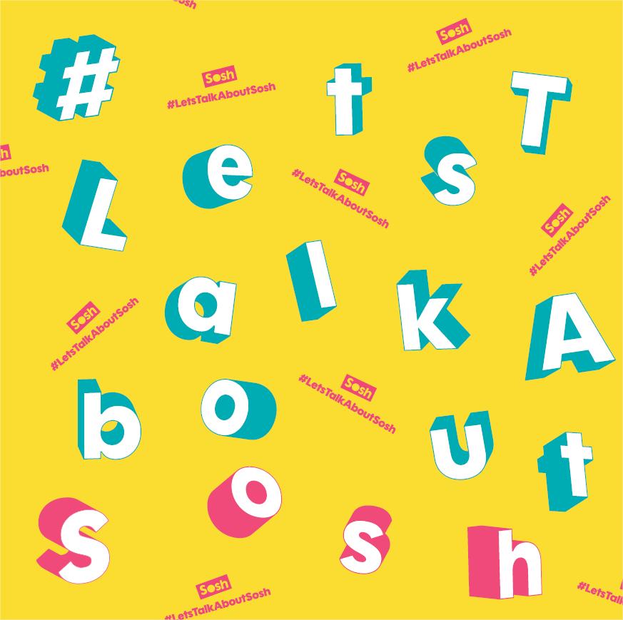 Découvrez #LetsTalkAboutSosh et sa 1ère édition
