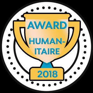 Award de l'humanitaire 2018