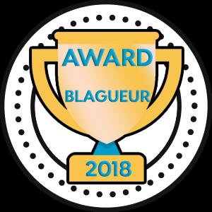 Award du Sosheur blagueur 2018