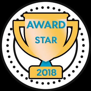 Award du Sosheur star 2018