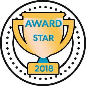 Award du Sosheur star 2018