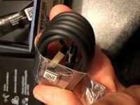Un cable USB-C de qualité