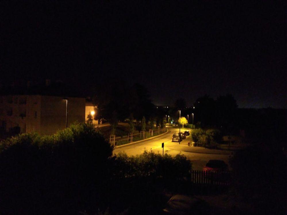 Du bruit dans la nuit