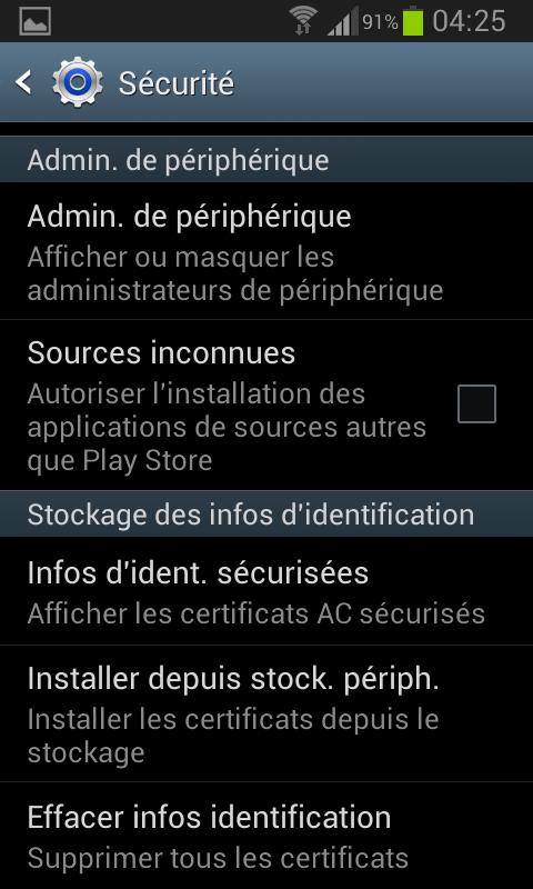 Comment localiser votre Sosh SoshPhone 3 ?
