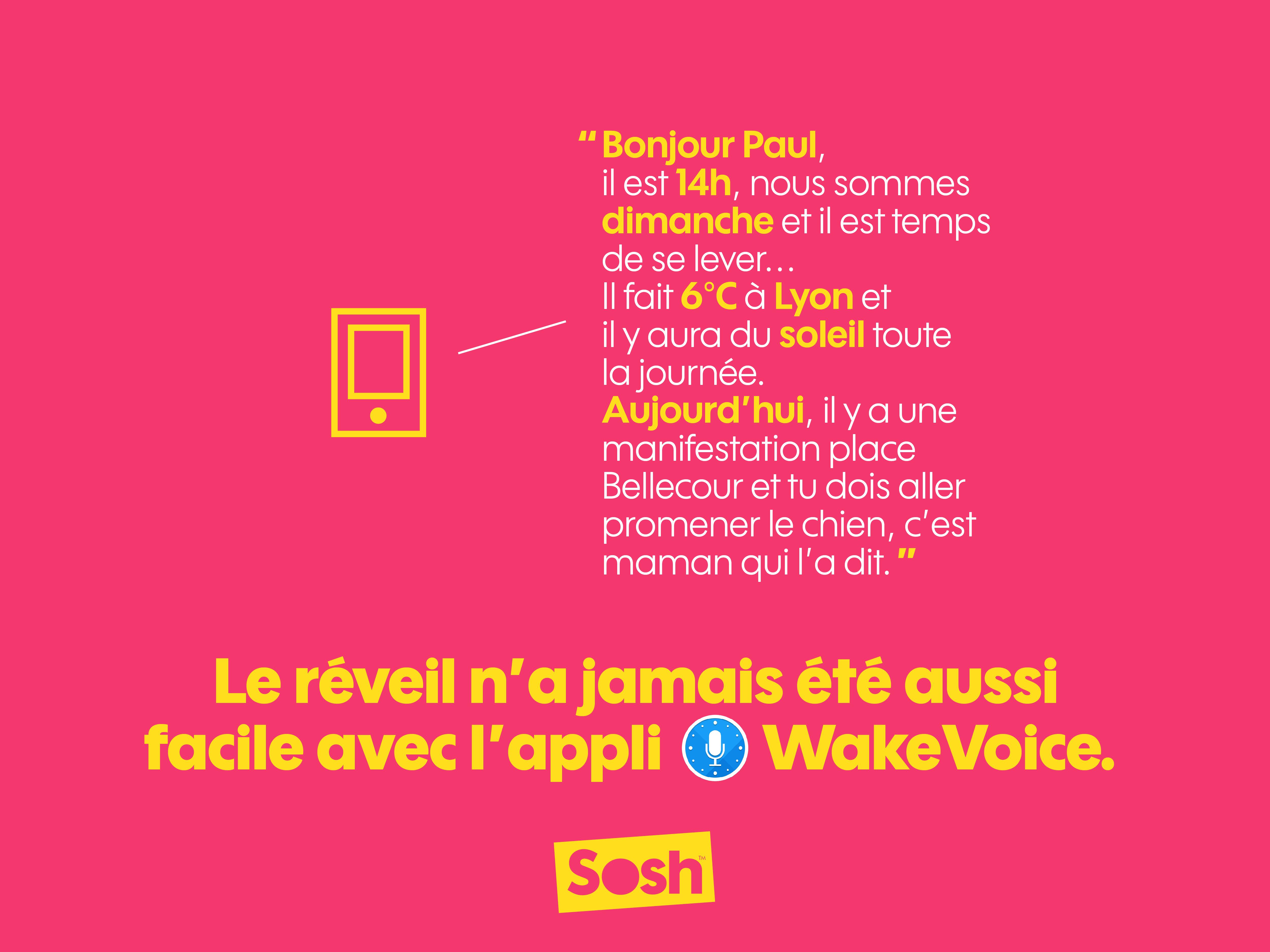 WAKE VOICE