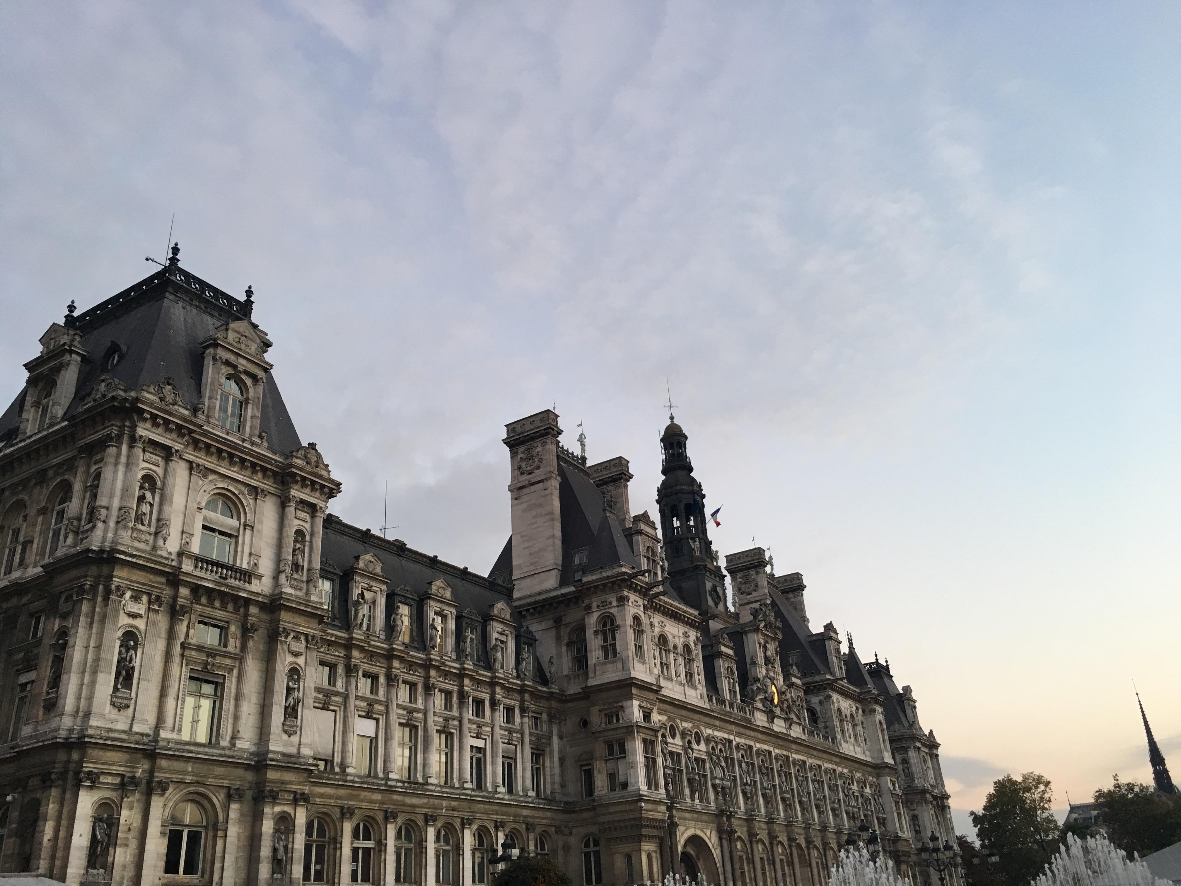 Hotel de Ville (jour)