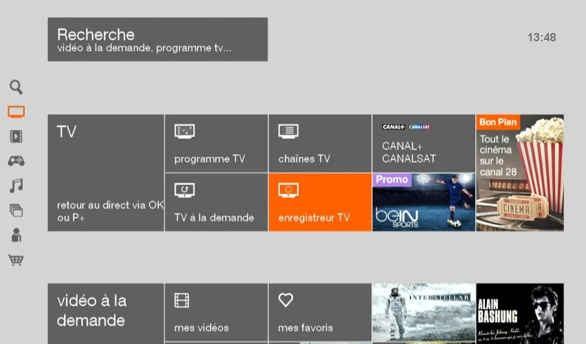 Enregistre r un programme tv sosh - Changer telecommande orange ...