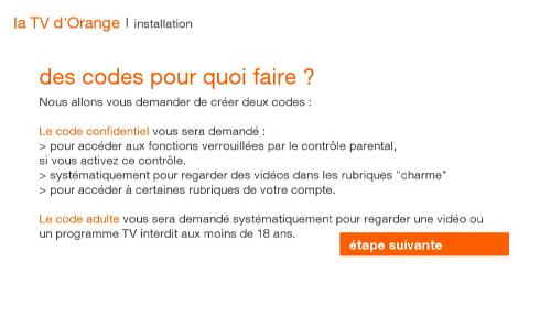 Activer le service TV une fois le décodeur install... - SOSH