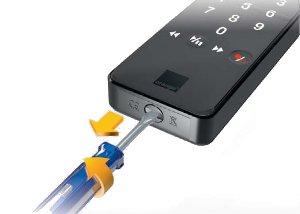 D panner la t l commande du d codeur livebox play sosh - Pile telecommande orange ...