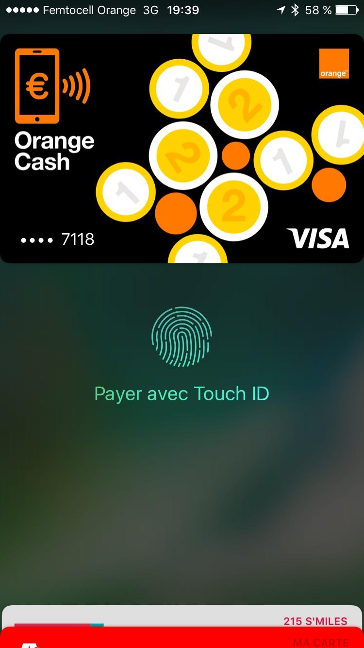 Comment Payer Avec Mon Iphone