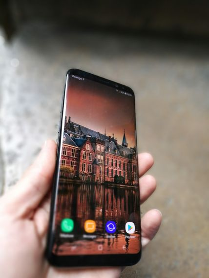 Affichage super Amoled « Infinity Display »