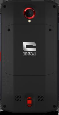 Crosscall Trekker X3 Noir Dos.png