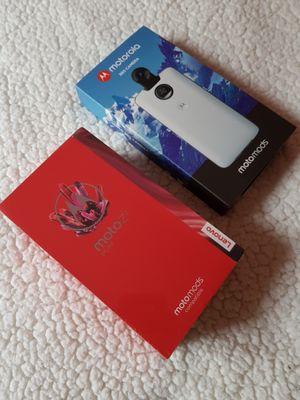 Le téléphone et son Mod (caméra 360°)